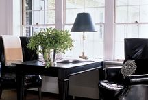 THE BEAUTY OF BLACK / by Kristin Peake Interiors