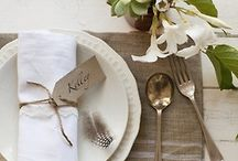 Tablescapes / because sometimes I just need pretty / by Linda Illiano
