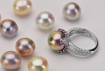 Pearls, Perles, Perlen, Perlas / In any language - it is all about the Pearls! / by Robyn Hawk