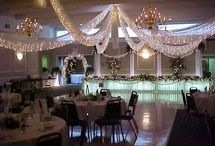 wedding reception ideas / by Laura Campos