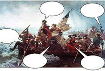 Revolutionary war / by Albert DeLaere