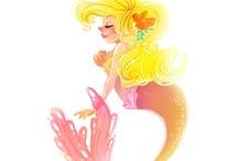 mermaids♡ / by magical☆