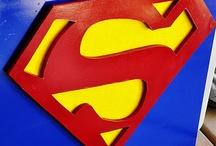 Superman Room / by Sarah Ostler