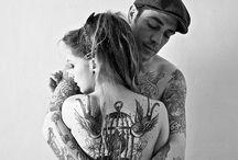 Tattoos / by Melinda Hartman