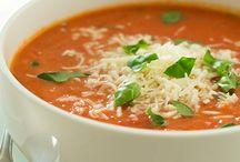 Soups / by Bev Freeman