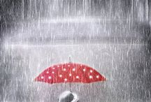 It's Raining It's Pouring... / by Mary Mitchell