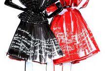 Fashion in the www / Fashion's imagen across the web #fashion #moda / by Virginia Lamarcademoda