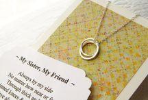 Sister stuff / by Erin Kruitbosch