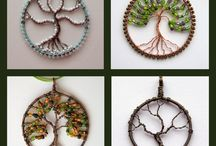 Wire Jewelry Ideas / by Marty Smith Sharpe