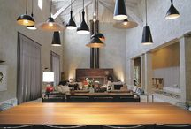 Luz ✵ lamps and light / by Portal Casa.com.br