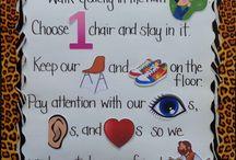 Preschool / Classroom ideas / by Jennifer Jones Miller