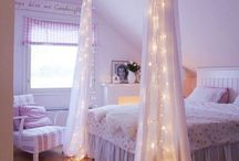 Tween Bedroom / by Rebekah Ball