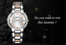 Christmas Contest / Enter our contest for a chance to win the RAYMOND WEIL watch that best suits your style & personality! / by RAYMOND WEIL