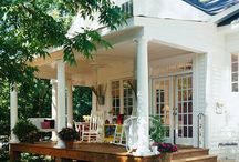 Back Porch / by Tricia Gielow-Mikos