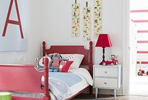 Baby/kid rooms / by Tamara Phillips