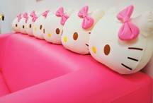 Hello Kitty / Hello Kitty Stuff / by Charlene Ashby