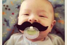 Mustache / by Storkie Express