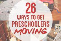 Preschool Education / by Sandra Proctor McLean