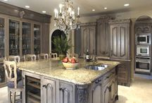 Kitchen Krazy / #kitchens Best way to get rid of kitchen odors: Eat out.  Phyllis Diller   / by Luxuria Jewellery Boutique