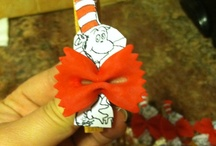 dr. suess's bday / by Cortney Feller