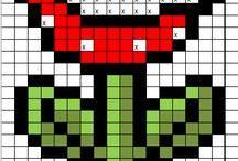 Cross Stitch patterns / by Melinda Jessie