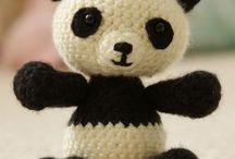Cute Panda Stuff for Kids / by Carla Guevara