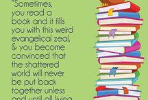 Books Worth Reading / by Fernanda Mendoza