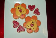 Cut Out Cookies - Animals / by Debbi Ridenour