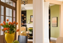 paint colors for house / by Micki Smith