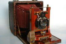 Cameras / by Kahla Bruhn