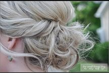 hair styles / by Donna Mcnutt