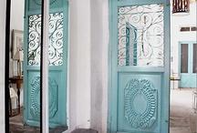 Front Doors / by Adele DeBlassie-Shibata