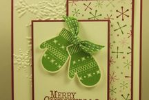 Christmas Cards / by Sassy Scrapper