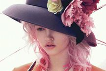 Chapeaux / by Laura George