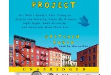 The Happiness Project / Inspired by Gretchen Rubin's book - The Happiness Project / by Debbie Davis