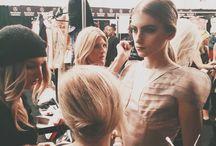 New York fashion week / by Rachel-Marie Iwanyszyn