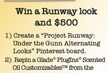 Project Runway: Under The Gunn Alternating Looks Sweepstakes  / We're taking you from day-to-night with Glade's #UndertheGunnAlternatingLooks sweepstakes! Hurry -- ends Thursday, March 20! Please allow 24 business hours for your pin submissions to appear on our board. / by Lifetime TV