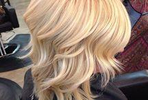 Hair/Makeup / by Kammi Winkeler