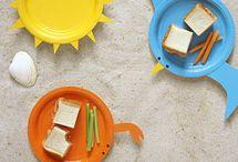 Preschool Friendly Food / by Lexi Swinimer