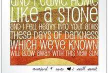 Music Lyrics / by Lisa Collins