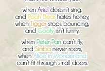 Disney Love / by Kelly DeJarnett