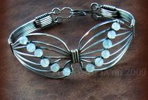Bead/Wire Jewelry want to make / by Deanna Powell