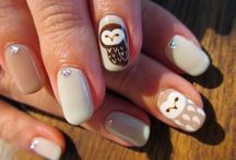 nails / by Blanca Nelly G. Alanis