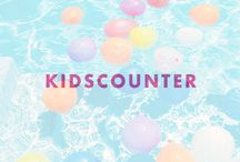 Kidscounter / Kidscounter by Beautycounter  Cleaner, healthier, happier products for the ones who count most.  / by Beautycounter