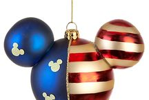 disney ornaments / by Liesbeth Theunis