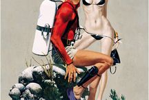 R E McGinnis / by James Dimmock