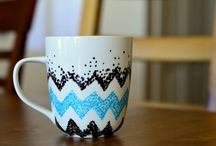 Coffee Mugs / by Kendra Michelle Photography
