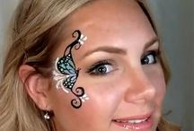 Facepainting pictures / by Stephanie Poverelli