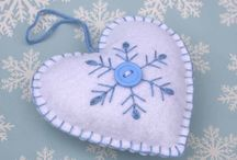 CHRISTMAS ORNAMENTS / by Mary St. Amand