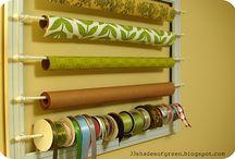 Organize, I Love to Organize / by Courtney DeFeo